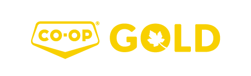 Co-op Gold Logo